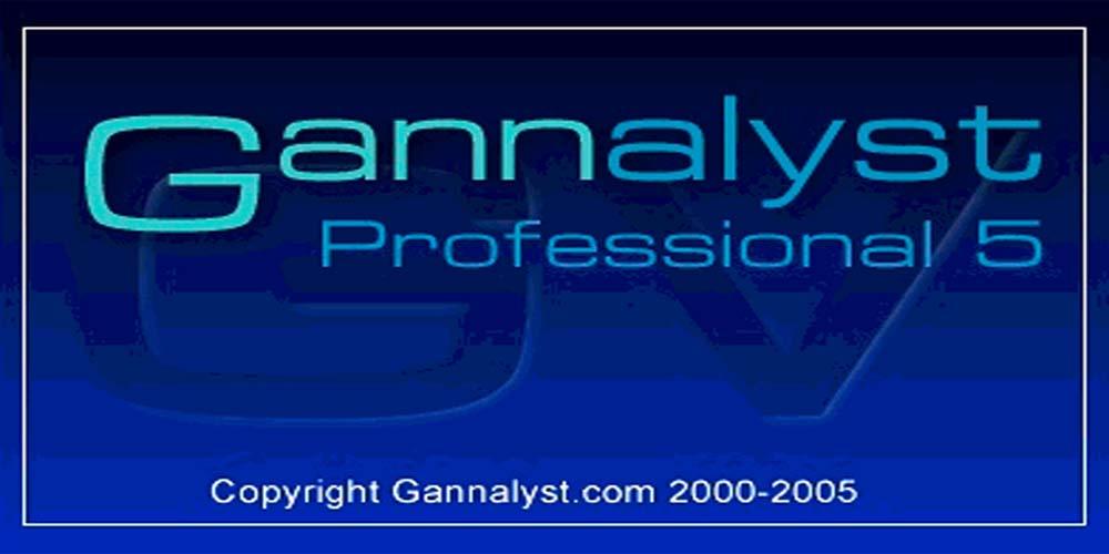 نرم افزار GannalystProfessional